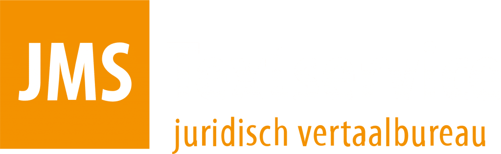 Juridisch Vertaalbureau JMS Textservice logo